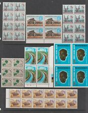 Nice Rhodesia u/mint Block selection