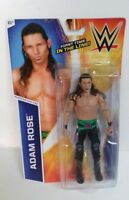 WWE - Wrestler Adam Rose Action Figure Basic Series 50 Mattel WWE WWF New Sealed