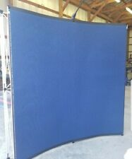 Nomadic Instand 6 Trade Show Pop Up Display With Case Table Top Booth Display
