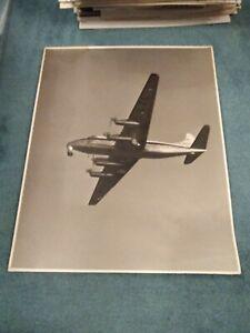 De Havilland Heron Original B/W Photograph 1950s