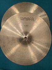 hi hat cymbals used