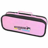 Keepdrum MB01PK Glockenspiel Tasche gepolstert Pink