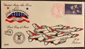 Sc 3167 US Air Force Collins FDC - UO Offutt AFB Omaha NE