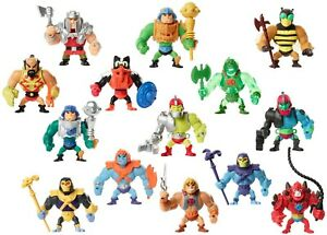 Masters of the Universe - MOTU Eternia Minis - Wave 1 & 2 - Choose Your Figures
