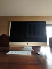 "Apple iMac 27 inch ""core i5"" 2.7 GHz, 8GB, 1TB (mid 2011)"