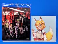 Akame ga Kill: Complete Collection (Blu-ray Disc, Anime, 2018)