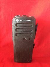 Motorola CP200D Replacement Radio Housing Good Used