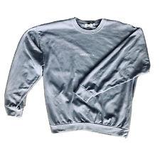 Grey Amsterdam Sweatshirt Jumper Hoodie Pullover Hoody Jumper Size Large