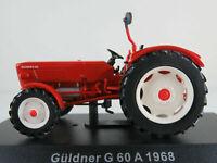 HACHETTE #64 Güldner G 60 A (1968) in rot 1:43 NEU/PC-Vitrine