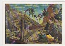 CP ART TABLEAU ANDREA MANTEGNA Le christ au jardin des Oliviers