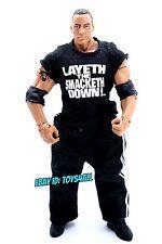 the ROCK - WWE Mattel Elite Legends Series Wrestling Figure - WWF Defining_s93