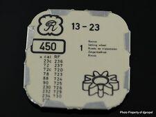 Valjoux Setting Wheel  #450 for Val 23 Chrono/Certina Argonaut, Heuer+