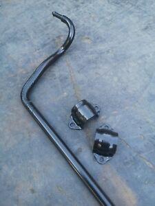 BMW E46 M3 22mm Rear Anti Roll Bar Sway Bar ARB Black Race Rally Drift Car