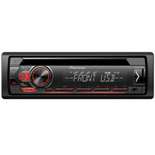 Refurbished Pioneer DEH-S1100UB Single-DIN In-Dash CD Player with USB