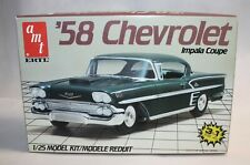 amt Ertl 6548 1958 Chevrolet Impala Maßstab 1:25 selten !!