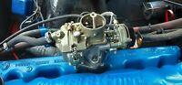 Autolite 1100 Carburetor Automatic hot air choke '63-'68 Mustang 200 Cid engine