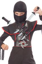 Stealth Ninja  Samuri Weapons Belt Accessory Blade Sword