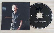 CD ALBUM PROMO 11 TITRES BASTIEN LALLEMANT LES PREMIERS INSTANTS