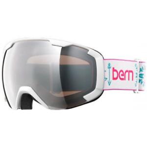 NEW - Bern Scout Goggles, Girls, White Fair Isle