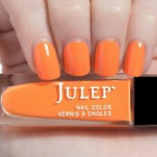 NEW! Julep nail polish NADINE ~ Tangy persimmon creme ~ Orange