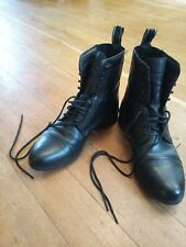 New listing Ariat Heritage IV Lace Paddock Boots size 9B black, barely worn