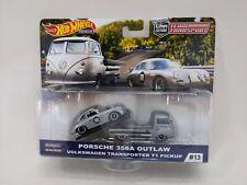 Hot Wheels Team Transport Porsche 356A Outlaw Volkswagen