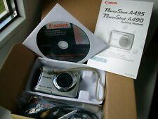 CANON Power Shot A495 digital camera