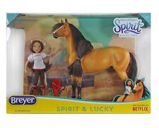 Breyer Classics Spirit und Glücklich Geschenkset 9203 Pferd