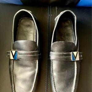 Louis Vuitton Mens Leather Shoes Size 10