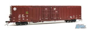 BLMA Models HO Scale 53013 Santa Fe  BX-166 60' Beer Car # 621303 NEW