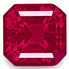 0.69-Carat Exclusive Collector-Grade GRS-Certified Bixbite / Red Emerald