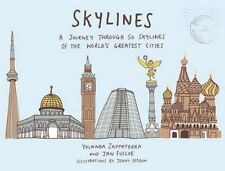 Skylines: A Journey Through 50 Skylines of the World's Greatest Cities,,Excellen