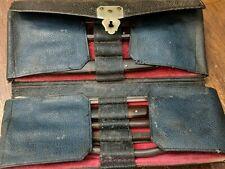 George Tiemann Co Pocket Surgery Kit with instruments Civil War Field Kit