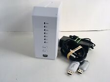 Dane Elec MyDitto 2-Bay home network Media And Backup Solution 2 X 2TB TESTED