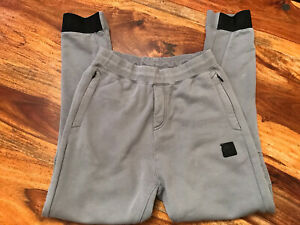 Boys Grey Air Max Tracksuit Bottoms By Nike - Size XL (Age 13-15 Years)