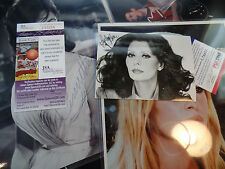 Sophia Loren JSA COA signed 3x5 photo autograph auto James Spence certified WOW!