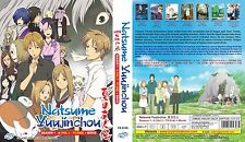 Natsume's Book of Friends (Season 1 2 3 4 5 6 + Movie) ~ 7-DVD SET ~ English Sub