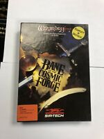 Bane of the Cosmic Forge Wizardry Sir Tech Commodore Amiga OVP/BOXED