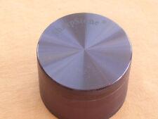 """Sharpstone Classic 2.5"""" Inch Dark Purple Herb Tobacco Medium Grinder 4pc"""