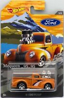 HOT WHEELS 2018 WALMART EXCLUSIVE FORD TRUCK SERIES '41 FORD PICK UP