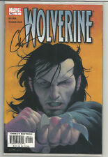 WOLVERINE #1 Signed by Greg RUCKA