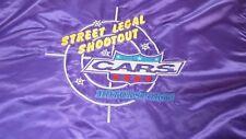 Cars Inc. Motorsports Street Legal Shootout Jacket sized xxl