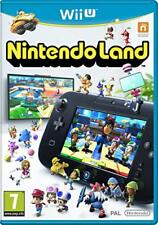 Nintendo Land Nintendo Wii u Dvd-Box Set Edition Play Game Dt Playable New
