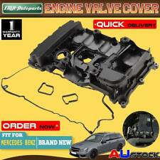 Engine Valve Cover for Mercedes Benz W204 S204 W212 C180 C200 w/ Gasket 2007-16