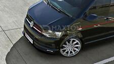 Divisor frontal (negro Brillante) - Volkswagen T6 ver.1 (2015-UP)