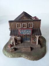 Sarah's Attic Hometown Usa General Store Chesaning Mich Rare Collection Decor