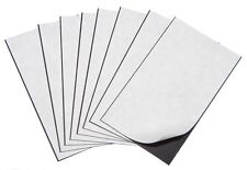 Promag 2 X 3-1/2 Inches Adhesive Business Card Magnets 100 Pack