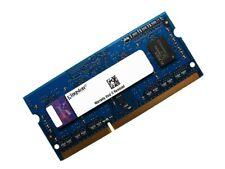 Kingston KVR16S11/2 2GB PC3-12800S 1.5V 204-Pin SODIMM DDR3 Laptop Memory (BLUE)