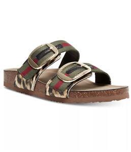 Madden Girl Bambam Footbed Sandals Women's 8M