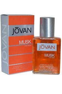 Jovan Musk for Men After Shave 118ml Mens Fragrance